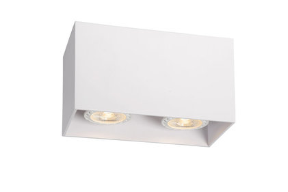 Lucide Bodi Square Duo spotlamp