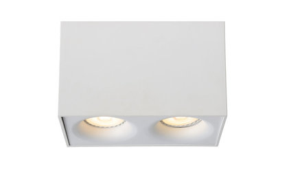 Lucide Bentoo LED Square Duo spotlamp