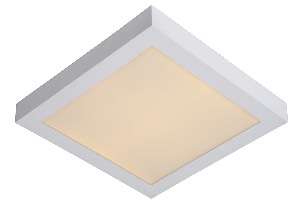 Lucide Brice LED Square Large plafonniere