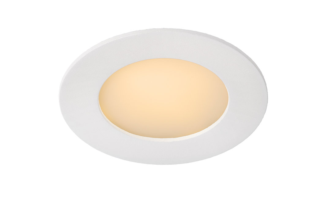 Lucide Brice LED Round Extra Small inbouwspot
