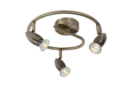Lucide Caro LED Trio spotlamp