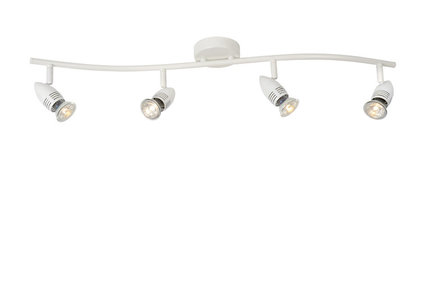 Lucide Caro LED Quartet spotlamp