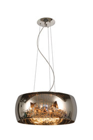 Lucide - PEARL - Hanglamp - 70463/06