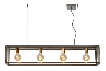 Lucide Thor 4-lichts hanglamp