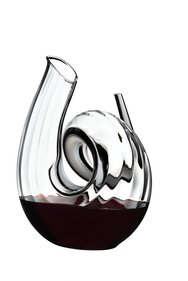 Riedel Curly Fatto a Mano decanter