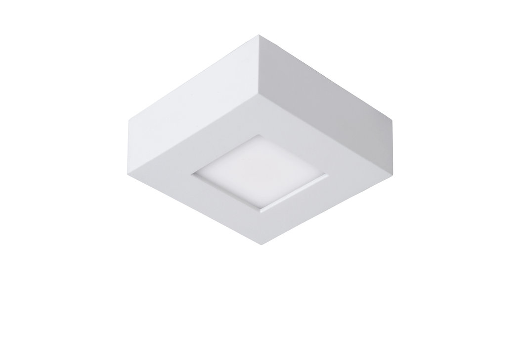 Lucide Brice LED Square Small plafonnière