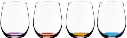 Riedel Happy O Wine vol.2 wijnglazenset