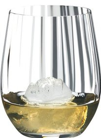 Riedel Barware Optical 'O' whiskyglazen