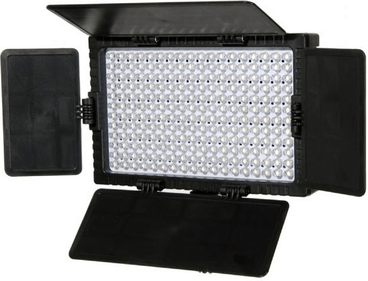 Falcon Eyes LED-Lampenset DV-216VC-K2