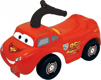 Kiddieland Cars McQueen Activity Racer