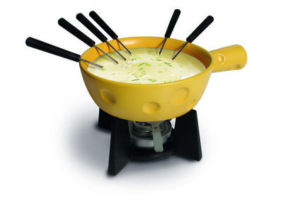 Boska Fondue Set Super Cheesy