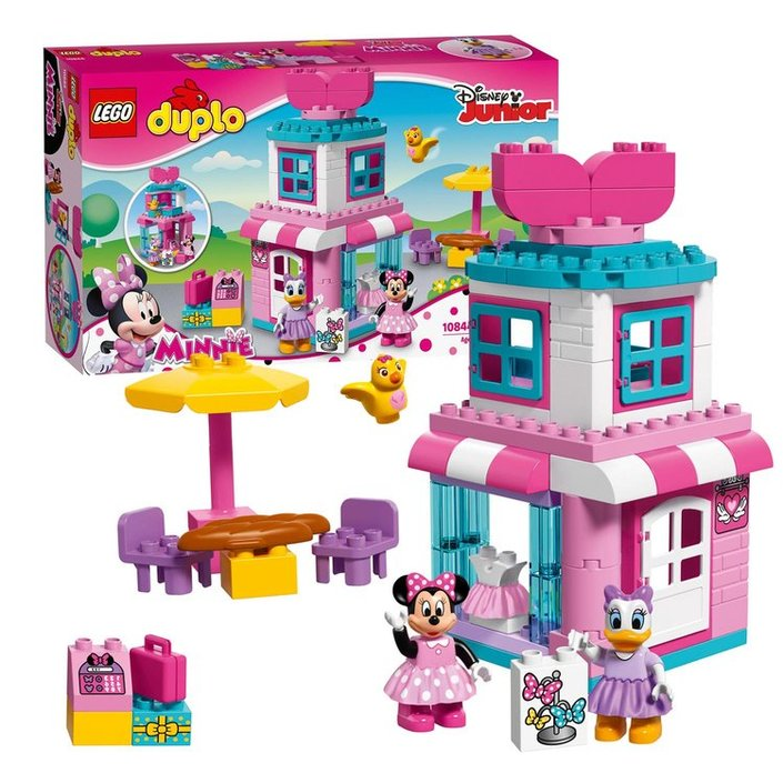 Want To Buy Lego Duplo Minnie Mouse Bow Tique 10844 Frank