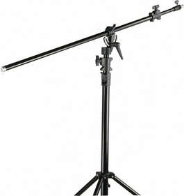 Menik D-29 Tripod with boom arm
