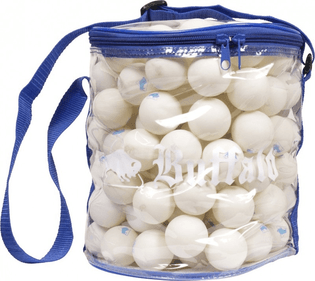 Buffalo Value Pack table tennis balls