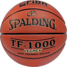 Spalding TF 1000 Legacy 7 indoor match ball
