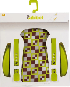 Qibbel Styling Set Luxury Rear Seat Checked