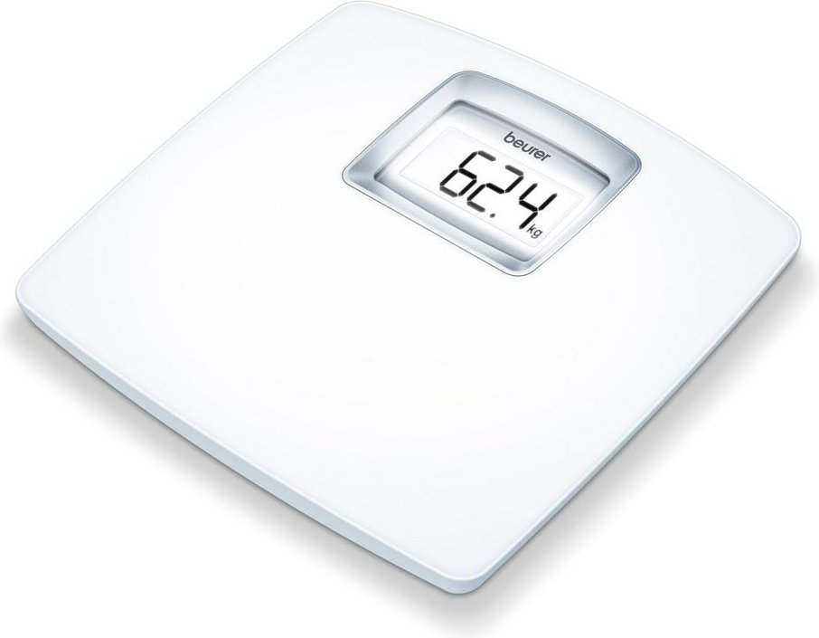want to buy beurer ps25 luxury white acrylic bathroom scales with xxl backlit lcd display frank
