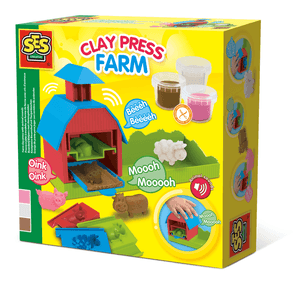SES Farm clay press with animal sounds