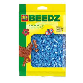SES Iron-on beads blue