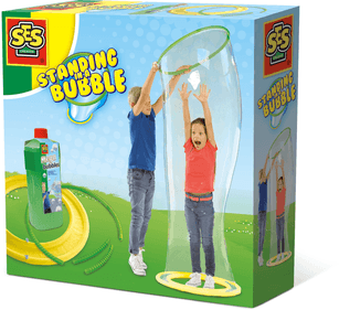 SES Hula hoop with mega bubble