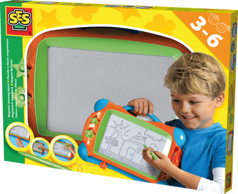 SES Magnetic drawing board