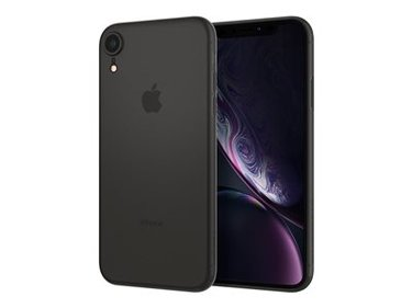 Spigen iPhone XR Case Air Skin Black