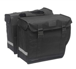 New Looxs Origin Double Hybrid double bicycle bag black
