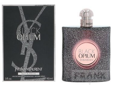 YSL Black Opium Nuit Blanche Edp Spray