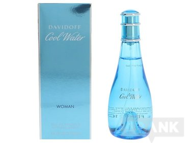 Davidoff Cool Water Frauenspray EDT