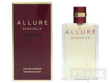 Chanel Allure Sensuelle Edp Spray