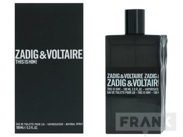 Zadig & Voltaire This Is Him Edt Spray