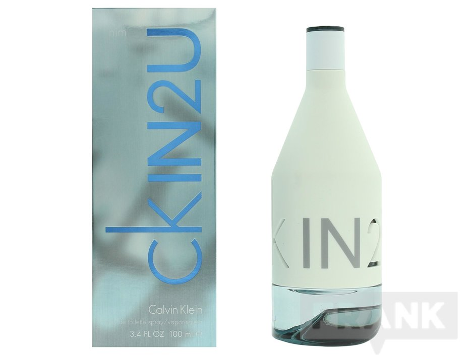 Calvin Klein Ck InU Him Spray EDT