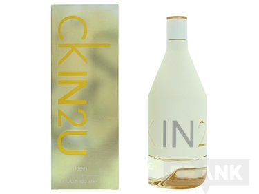 Calvin Klein Ck InU Her Spray EDT