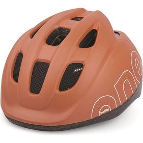 Bobike helmet One plus XS chocolate brown