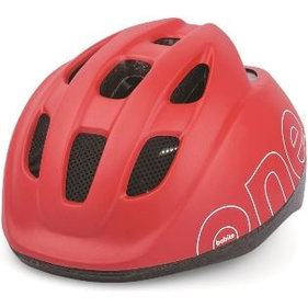 Bobike helmet One plus S strawberry red