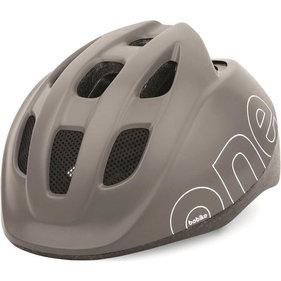 Bobike Helm One plus XS urban grau