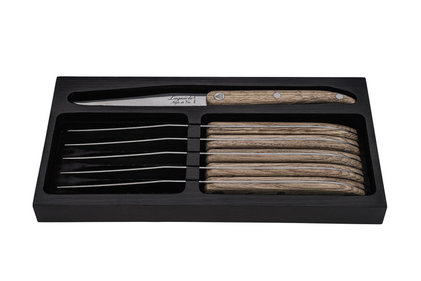 Laguiole Style de Vie Innovation Line Steak Knives Cartel