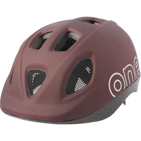Bobike helmet One plus XS coffee brown