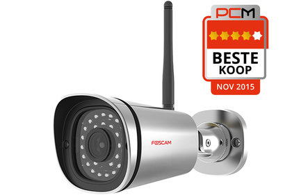 Foscam FI9900P outdoor ip-camera