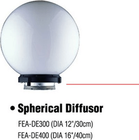 Falcon Eyes Diffuusbol