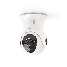 Nedis Wi-Fi Slimme IP-camera - Full-HD 1080p