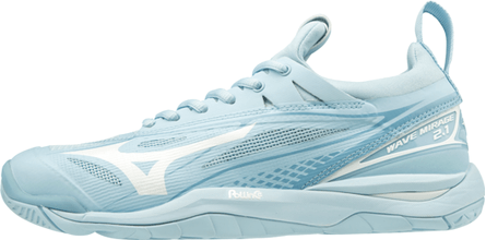 Mizuno Wave Mirage 2.1 dames blauw