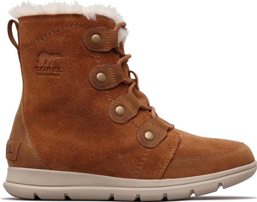 Sorel Explorer Joan Women Camel Brown