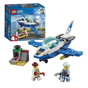 LEGO City Air Police Flugzeugpatrouille - 60206