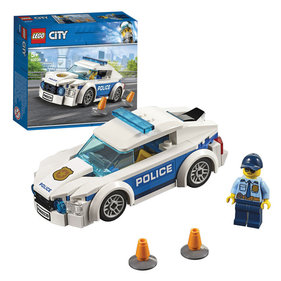 LEGO City Police Patrol Car - 60239