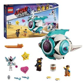 LEGO The Movie 2 Lieve Chaos' Systar ruimteschip - 70830