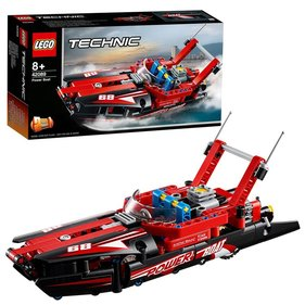 LEGO Technic powerboat - 42089