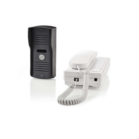 Nedis Bedrade Deur-Intercom IP44