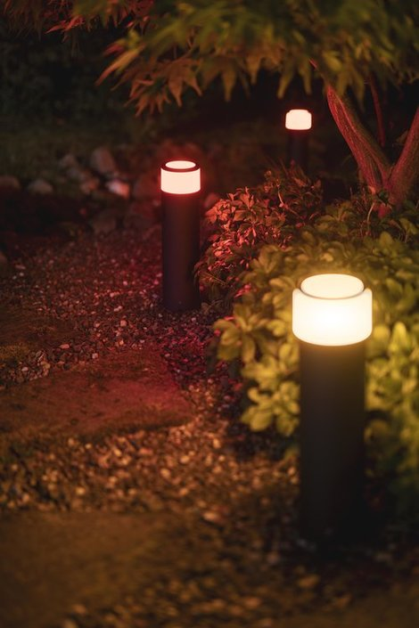 Philips Hue Outdoor Calla large sokkellamp uitbreiding