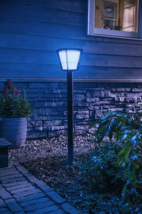 Philips Hue Outdoor Econic Large sokkellamp